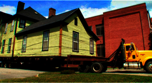 przeproawdzka dużego domu